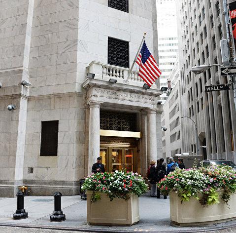 Фондовые биржи США коррекционно растут на ожиданиях стимулирования экономики