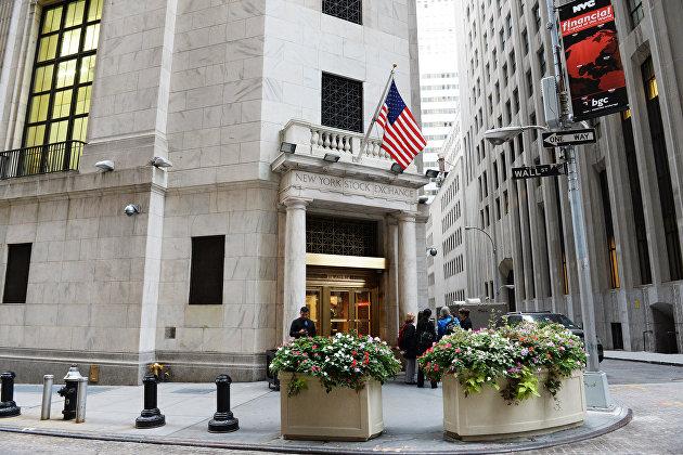 831415566 - Рынок акций США прервал падение