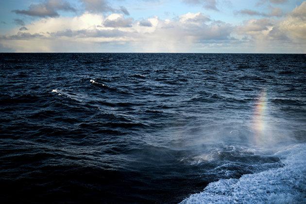 """Баржа """"Фортуна"""", способная достроить """"Северный поток 2"""", вошла в воды Дании"""