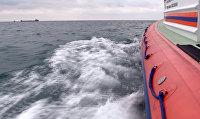 Поисково-спасательные операции в акватории