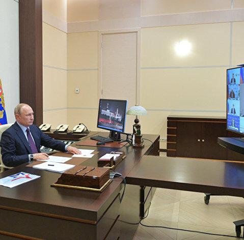 Путин расскажет в понедельник, будут ли продлеваться нерабочие дни