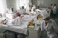 Пациенты Калининградской областной клинической больницы