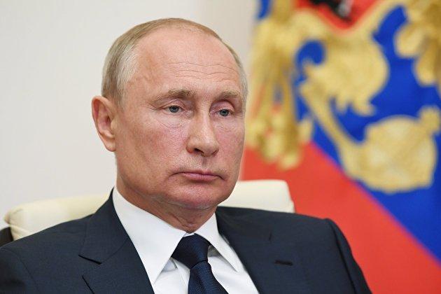 831428533 - Путин продлил действие контрсанкций против Запада