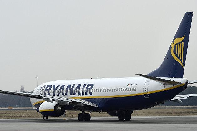 Япония отреагировала на инцидент с Ryanair