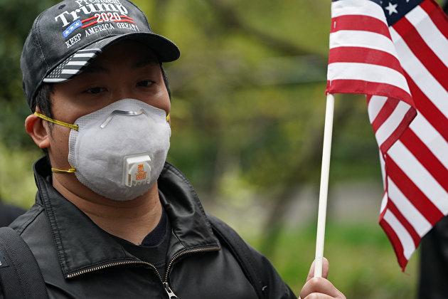 Число случаев заражения коронавирусом в США превысило 3 млн