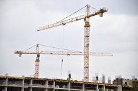 Строительство жилых домов в Москве