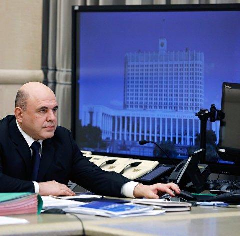 Мишустин анонсировал скорое завершение работы ЦБ и кабмина над национальным планом действий