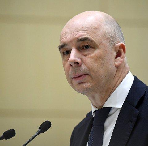 Силуанов: Минфин занимает под нацпроекты, их нужно целиком исполнить в 2020 году
