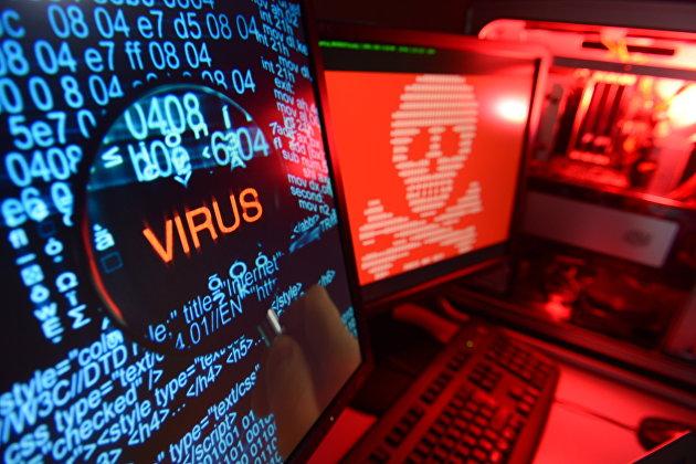 Глобальная хакерская атака