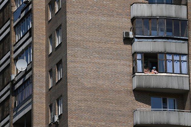 831518807 - Расселение аварийного жилья в России идет с опережением