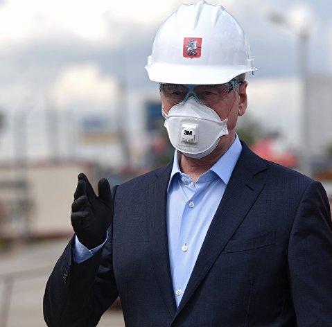 Собянин оценил возможность введения полного локдауна в Москве - ПРАЙМ,  05.11.2020