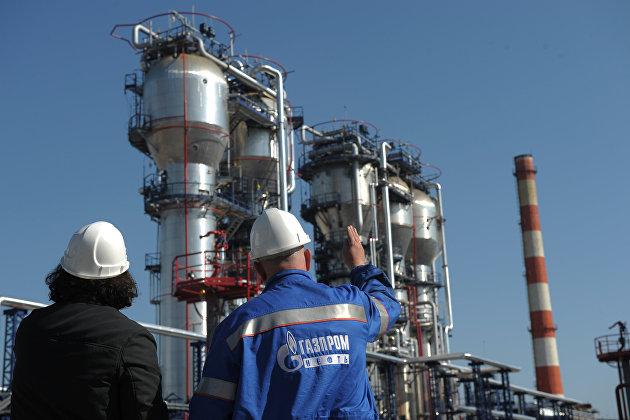 """""""Газпром нефть"""" наблюдает в мае восстановление нефтепереработки и продаж топлива"""