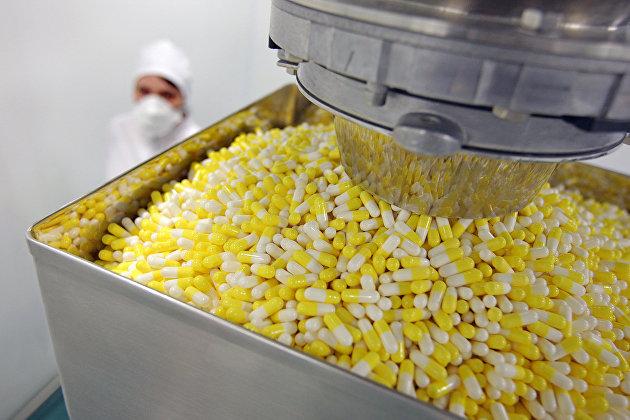 831555498 - Россия нарастит производство медикаментов