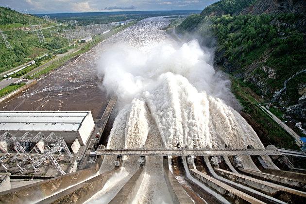 Режим повышенной готовности введен на каскаде ГЭС в Мурманской области