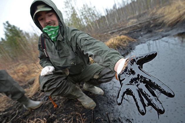 Утверждены правила устранения последствий разливов нефти