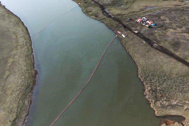 """831594915 - """"Норникель"""" оценил сумму ущерба от разлива топлива в Норильске"""