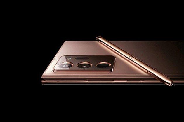 Samsung случайно рассекретила дизайн Galaxy Note20 Ultra
