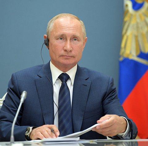 Путин обсудит реализацию нацпроектов с кабмином в ближайшее время