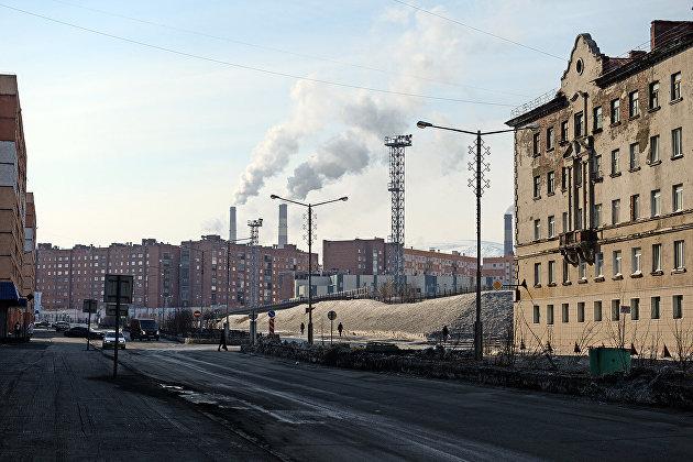 Определены российские регионы с самым загрязненным воздухом
