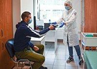 Аэропорт Шереметьево запускает экспресс-тестирование на COVID-19 для пассажиров системой EMG