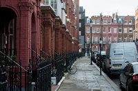 Улица Бречин Плэйс города Лондон.