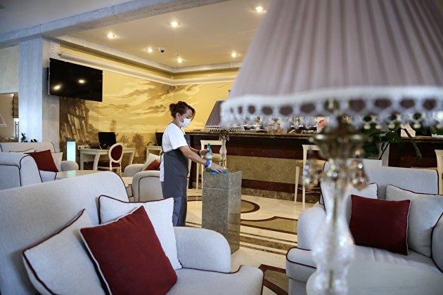 Ростуризм отмечает случаи отмены отелями брони для перепродажи