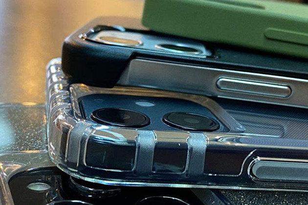 Опубликованы новые фото iPhone 12 в различных чехлах