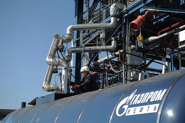"""""""Газпром нефть"""" отчиталась о прибыли за девять месяцев по РСБУ"""