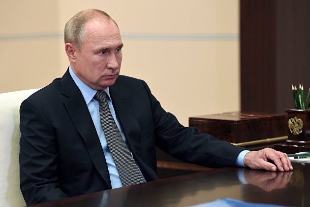 831960410 - Путин рассказал, когда доходы от НДФЛ пойдут детям с редкими болезнями