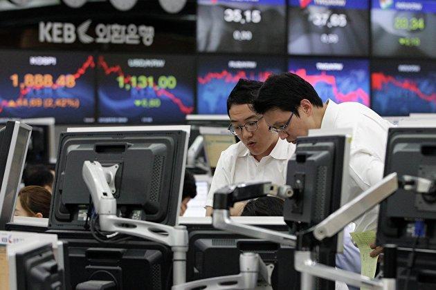 Фондовые биржи АТР завершили торги ростом индексов на фоне подъема на американских рынках