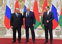 Встреча премьер-министра РФ Михаила Мишустина с президентом Белоруссии Александром Лукашенко