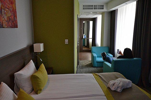 Московские отели предлагают аренду номеров для самоизоляции из-за коронавируса