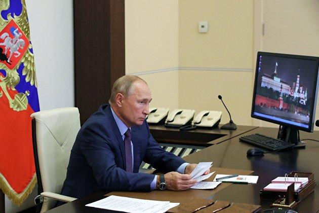 Путин поручил решать с общественностью вопрос вырубки леса при расширении БАМа и Транссиба