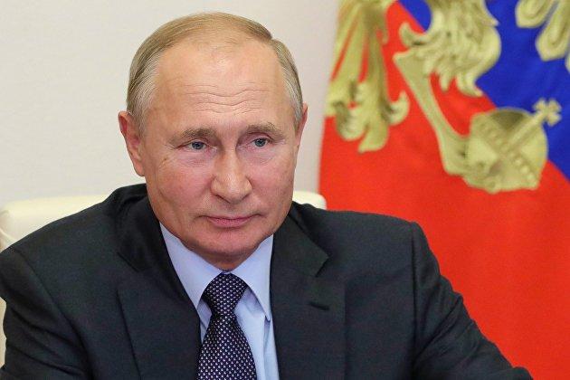 832011237 - Путин сообщил о принятии Московской декларации по итогам саммита БРИКС