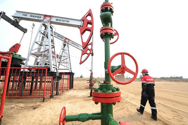 832012622 - Объем добычи нефти в ХМАО снизится до 210 миллионов тонн по итогам года