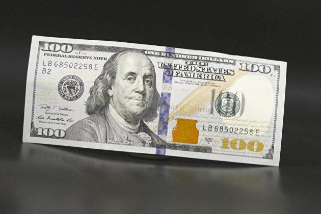 832067211 - Доллар дорожает к мировым валютам на сохранении опасений по пандемии