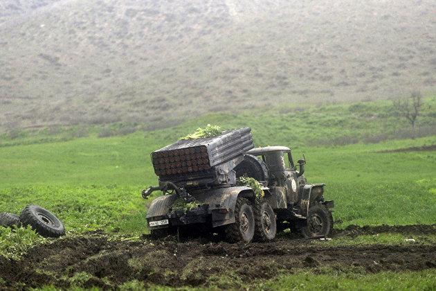 832143071 - Азербайджан и Армения договорились о прекращении огня в Карабахе