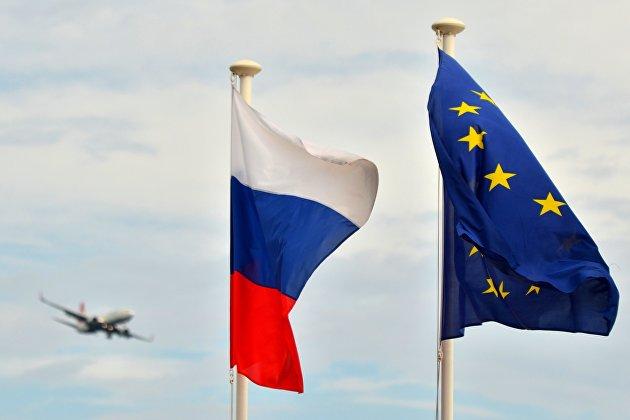 Евросоюз ввел антироссийские санкции из-за Навального