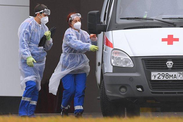 832181093 - В Москве за сутки умерли 63 человека с коронавирусом