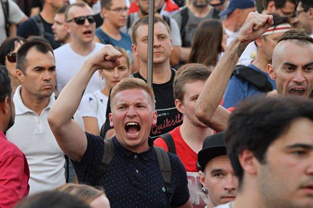 Тихановская объявила в Белоруссии общенациональную забастовку 26 октября