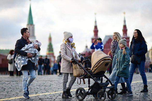 Повседневная жизнь в Москве