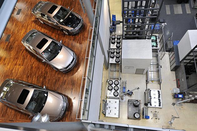 Прибыль Volkswagen в январе-сентябре упала более чем в шесть раз