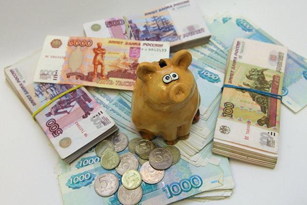 832265185 - Задолженность по зарплате в России за октябрь выросла