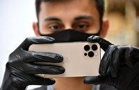 В России поступили в продажу новые Iphone