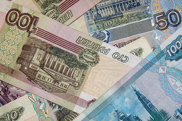 832313996 - Дефицит бюджета России в январе-октябре составил 1,8 трлн рублей
