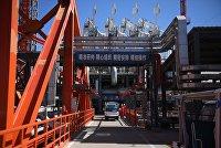 """Прибытие  двух танкеров со сжиженным газом проекта «Ямал СПГ"""" в Китай"""