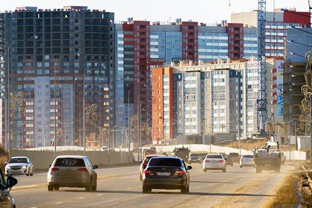 Хуснуллин заявил о росте цен на жилье на 12% в среднем по стране