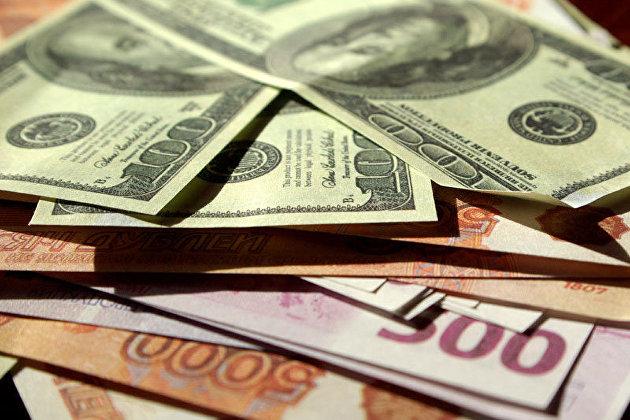 Средневзвешенный курс доллара на ЕТС к 11.30 мск- до 77,33 рубля