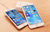 Продажа смартфонов iPhone 6s и iPhone 6s Plus в Нью-Йорке