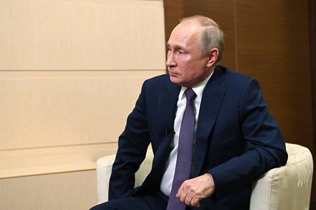 832364376 - Путин оценил ситуацию с коронавирусом в России